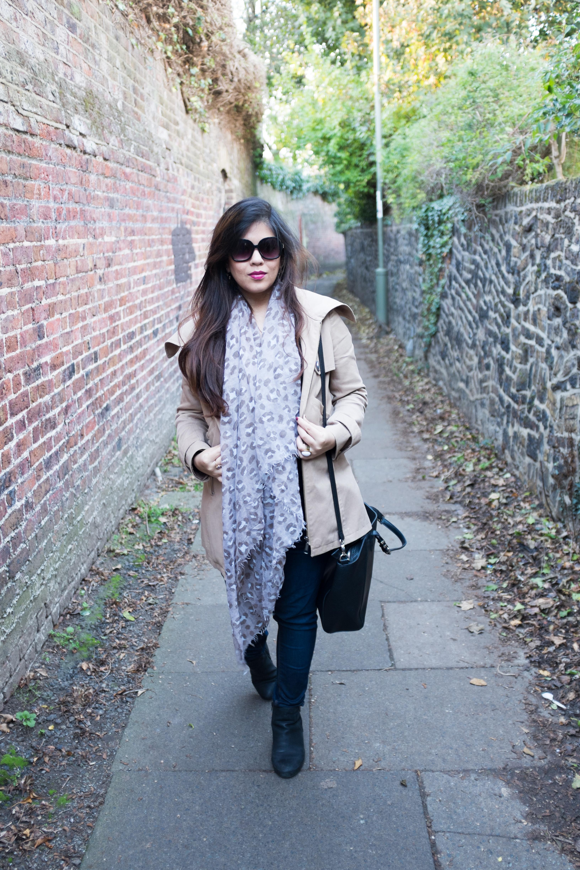 asian Indian fashion blog