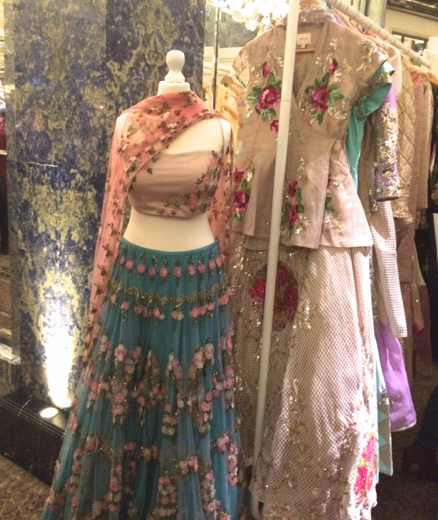 Shehla Khan collection on display